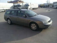 Ford Mondeo 2.0 D universalas